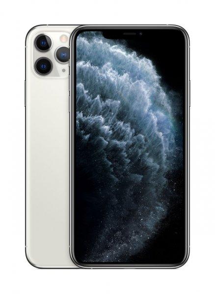 Apple iPhone 11 Pro Max, 256 GB, Silber