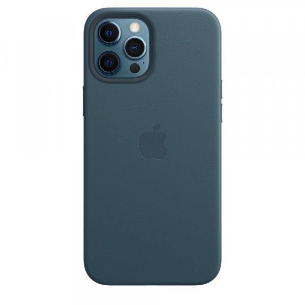 Apple iPhone 12 Pro Max Leder Case mit MagSafe