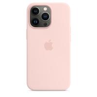 Apple Silikon Case für iPhone 13 Pro Kalkrosa