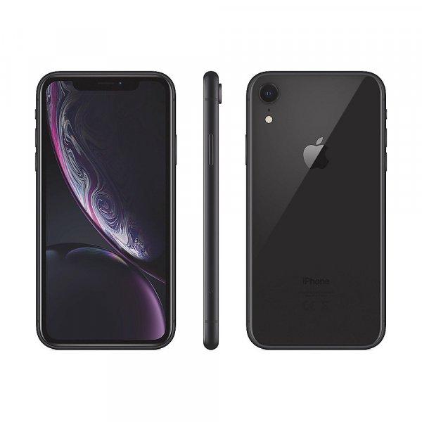 Apple iPhone XR, 64 GB, Schwarz