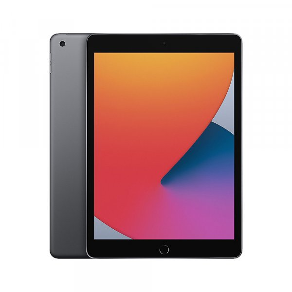 Apple iPad (8.Generation), 32 GB, Wi-Fi + Cellular, Silber