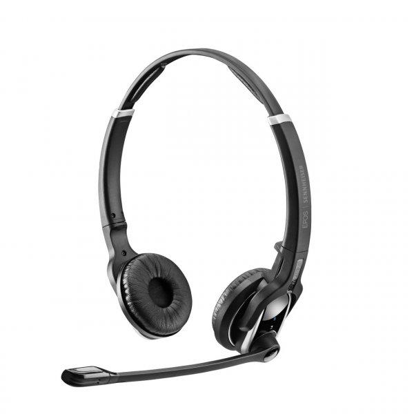 Sennheiser EPOS I IMPACT DW Pro2 ML, On-Ear, Schwarz