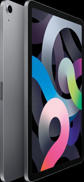 """Apple iPad Air 10.9"""" (4. Generation), 64 GB, Wi-Fi + Cellular, Space Grau"""
