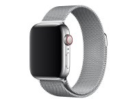 Apple Milanaise Armband Silber