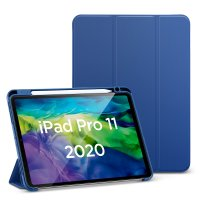 ESR Silicon Folder Case Blau