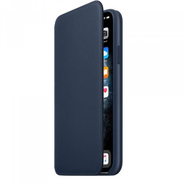 Apple iPhone 11 Pro Max Leder Folio