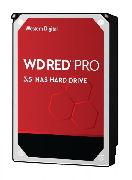 Western Digital Red Pro NAS Hard Drive