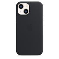 Apple Leder Case für iPhone 13 mini Mitternacht
