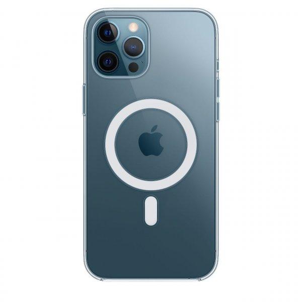 Apple Clear Case für iPhone 12 Pro Max