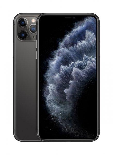 Apple iPhone 11 Pro Max, 64 GB, Space Grau