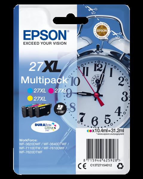 Epson 27XL Multipack - 3er-Pack