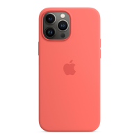 Apple Silikon Case für iPhone 13 Pro Max Pink Pomelo