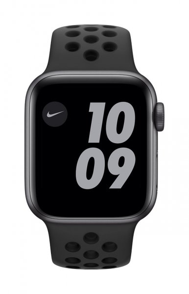 Apple Watch Nike SE Aluminium Space Grau