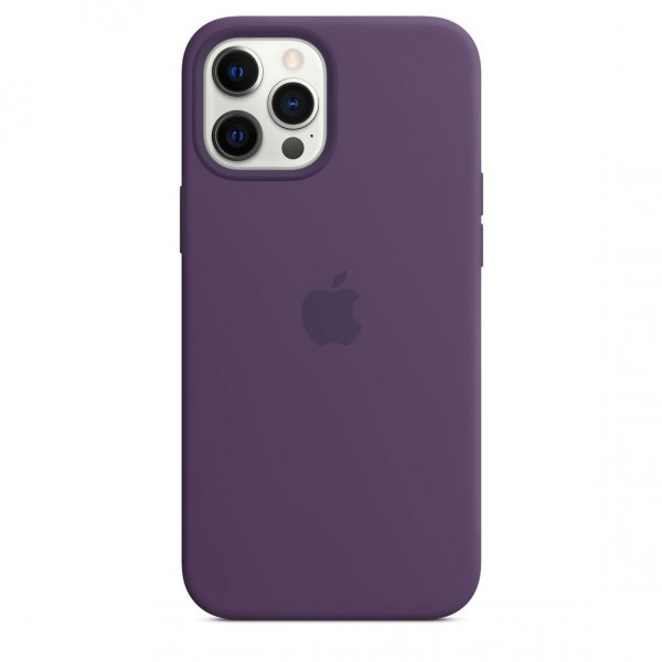 Apple Silikon Case für iPhone 12 Pro Max