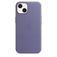 Apple Leder Case für iPhone 13 Wisteria