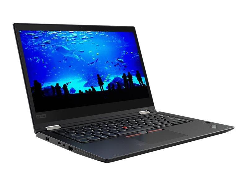 Lenovo ThinkPad X380 133 Convertible Schwarz