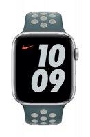 Apple Nike Sportarmband Hasta/Light Silber