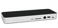 OWC 14-Port Thunderbolt 3 Dock Silber