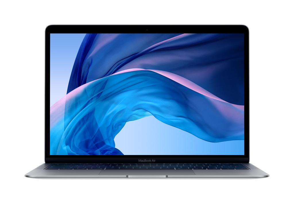 apple macbook air 13 3 u201c  2018  intel i5 1 6 ghz dual-core