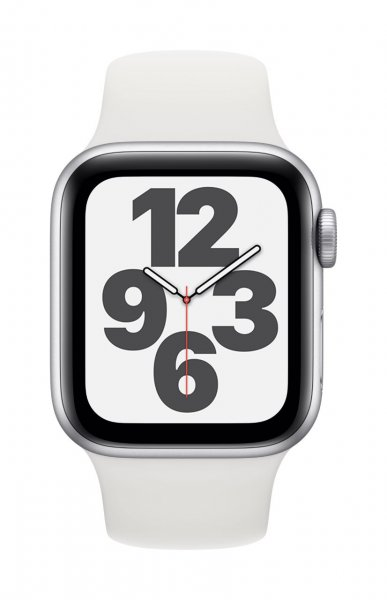 Apple Watch SE Aluminium Silber