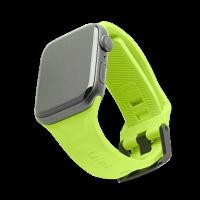 UAG Urban Armor Gear Scout Silikon Armband Neongrün