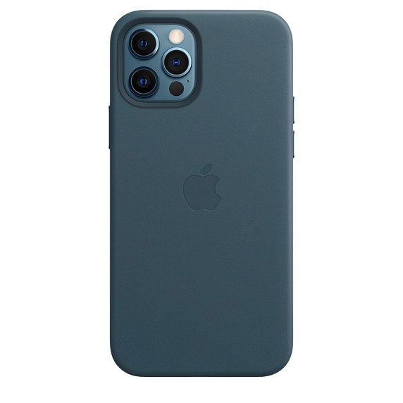 Apple iPhone 12 / 12 Pro Leder Case mit MagSafe
