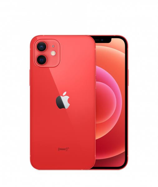 Apple iPhone 12, 128 GB, (PRODUCT)RED