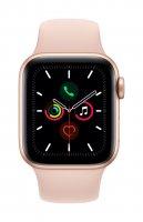 Apple Watch Series 5 Aluminium Gold / Sandrosa