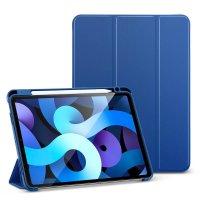 ESR Silicon Folder Case für das iPad Air (4. Gen) Blau