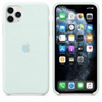 Apple iPhone Silikon Case Meerschaum