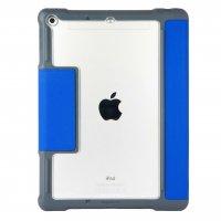 STM Dux Plus Duo Folio Case (schoolTab Edition) Blau/Transparent