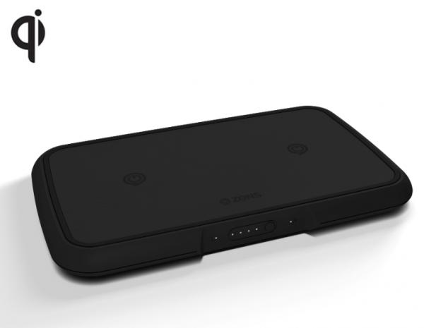 Zens Dual Wireless Power Bank