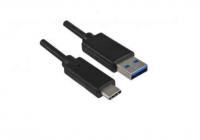 DINIC USB-C Ladekabel Schwarz