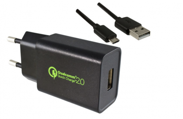 DINIC USB Quick Charger, Ladeadapter
