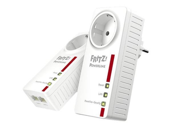 AVM FRITZ!Powerline 1220E (2er Pack)