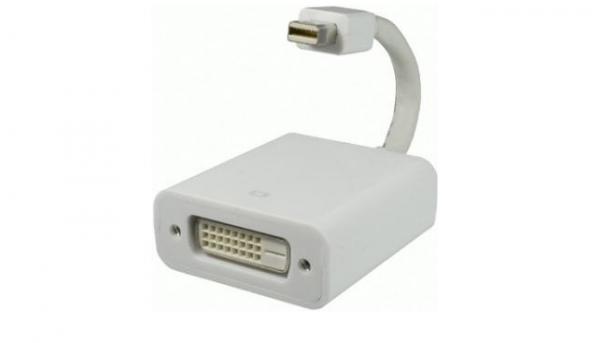 DINIC Videoadapter - Mini DisplayPort (M)