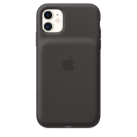 Apple iPhone Smart Battery Case Schwarz
