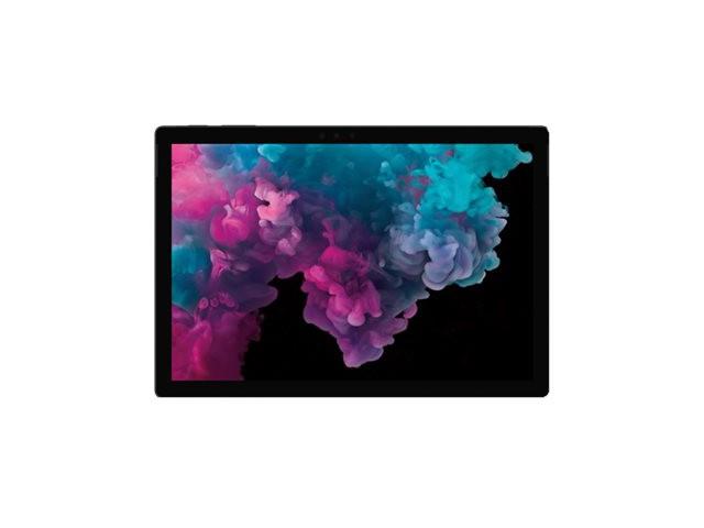 Microsoft Surface Pro 6 Schwarz
