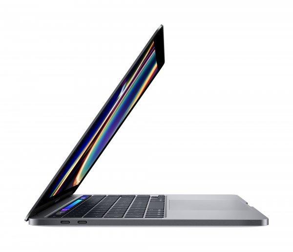 """Apple MacBook Pro 13"""", 2.3 GHZ i5, 8 GB, 256 GB SSD, Touch Bar und Touch ID, Deutsch, Space Grau"""