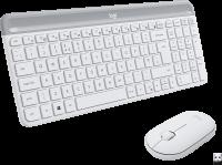Logitech MK470 Weiß
