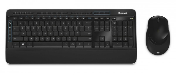 Microsoft Wireless Desktop 3050 - Tastatur-und-Maus-Set - drahtlos