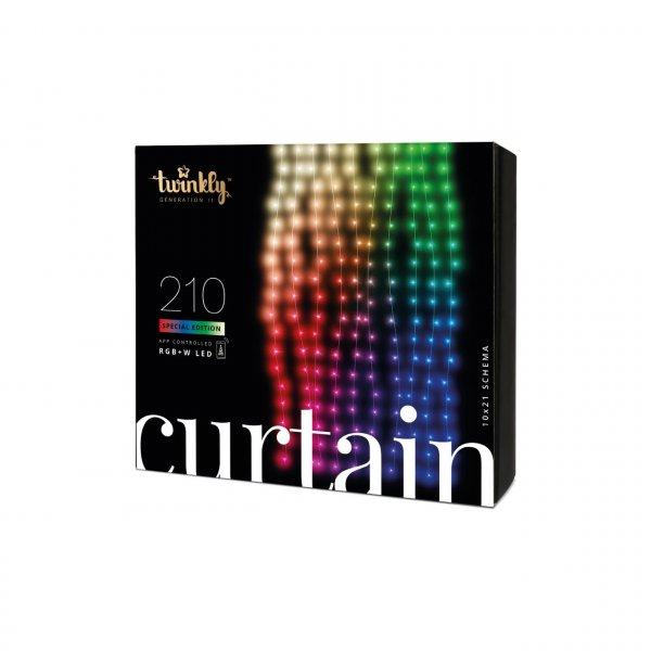 Twinkly Curtain smarter Lichtervorhang