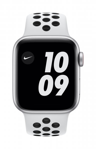 Apple Watch Nike Series 6 Aluminium Silber