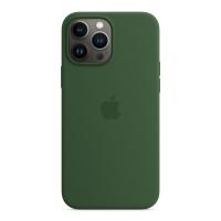 Apple Silikon Case für iPhone 13 Pro Max Klee