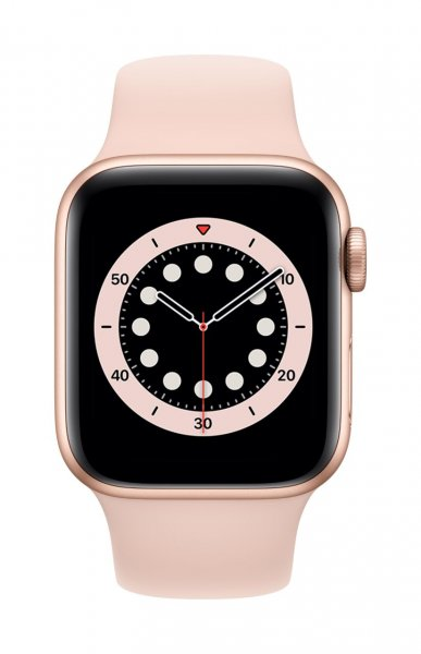 Apple Watch Series 6 Aluminium Gold