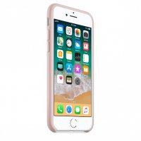 Apple iPhone 8 / 7 Silikon Case Sandrosa