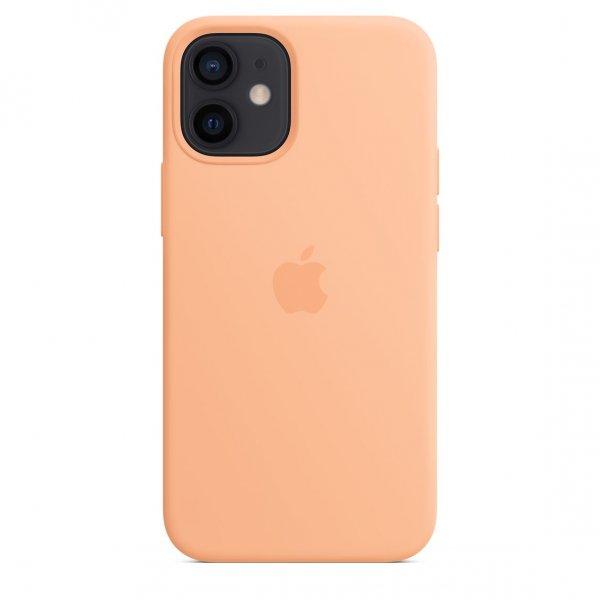 Apple iPhone 12 mini Silikon Case mit MagSafe