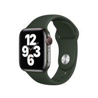Apple Sportarmband Zyperngrün