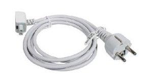 Stromkabel - Dt. Netzstecker für Apple Netzteil