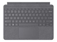 Microsoft Surface Go Signature Type Cover Platin